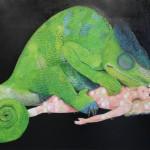 洋画専攻絵画コース1年 現代動物