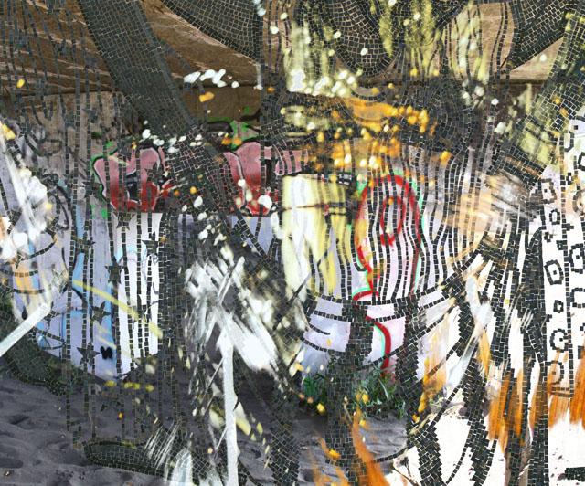 日陰 59×49cm、Lambda Print, 2011