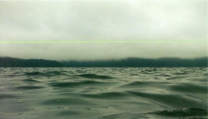 水平、線 - 湖上の実験より -