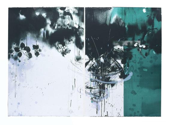 見果てぬ夢 91×128cm リトグラフ 2006