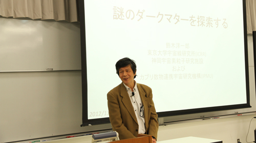 鈴木洋一郎 先生