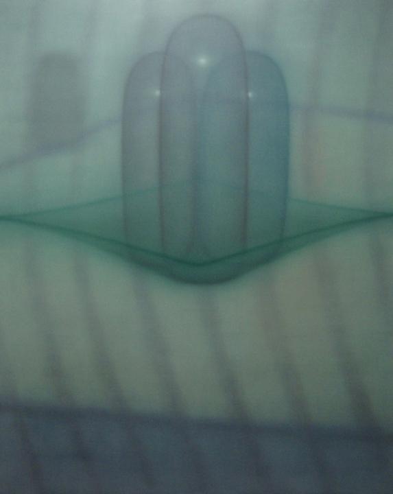 「Float」162.0×130.5㎝-2011