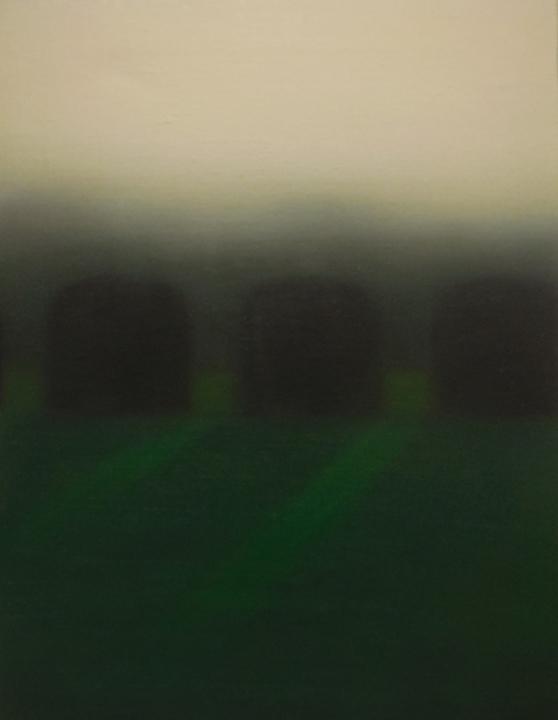 「Garden」41.0×32.0㎝ 2013