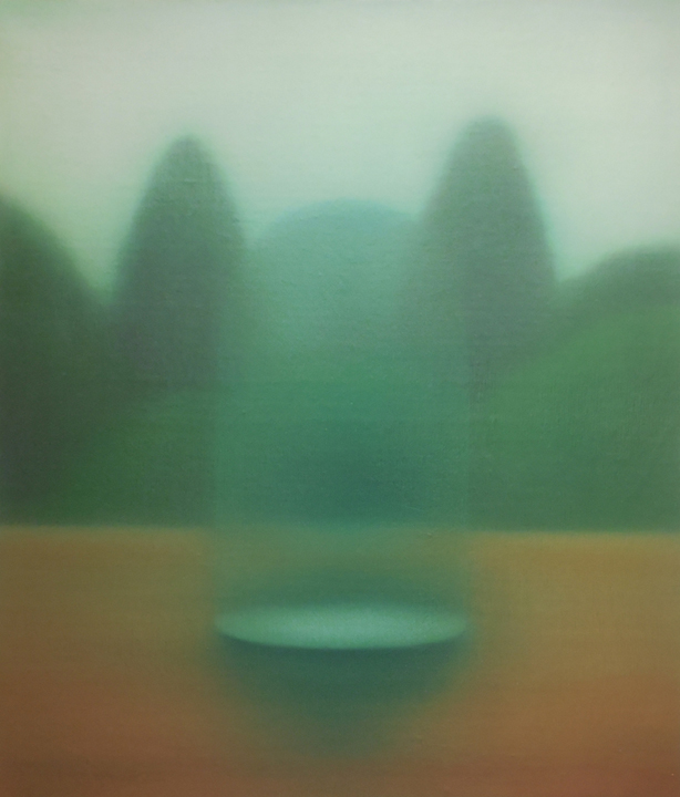 「White air 」53.0×45.5㎝ 2013
